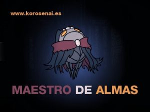 Maestro de Almas Hollow Knight