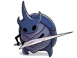Caballero Vigía Hollow Knight