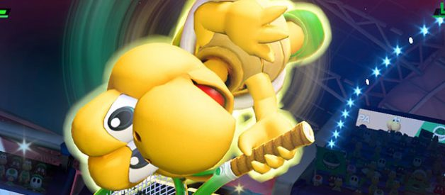 Personajes Desbloqueables de Mario Tennis Aces