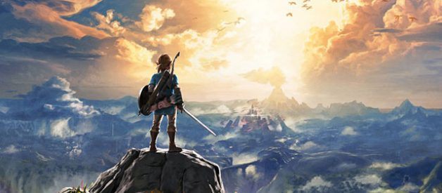 El Cambio de Zelda Breath of the Wild