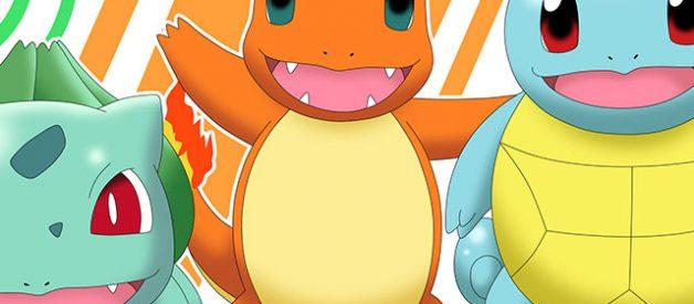 Cómo Conseguir a Bulbasaur, Squirtle y Charmander en Pokémon Let's GO