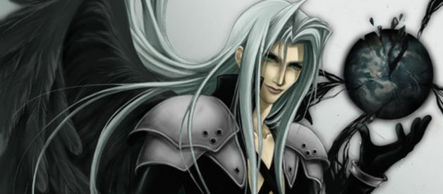 Sephiroth Kingdom Hearts 3