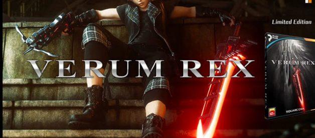 Verum Rex Kingdom Hearts 3