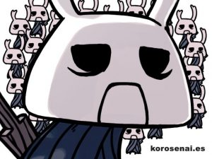 Eterna Disputa Hollow Knight