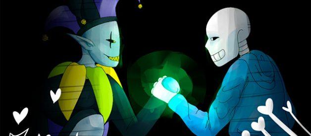 Sans vs Jevil ¿Quién es más poderoso?