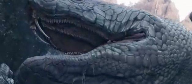 Serpiente Gigante Sekiro