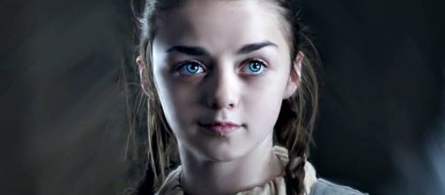 Arya Stark mata al Rey de la Noche