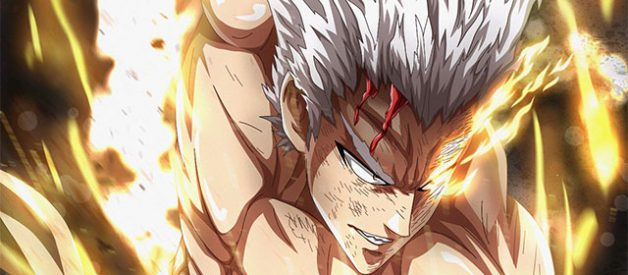 Garou One Punch Man