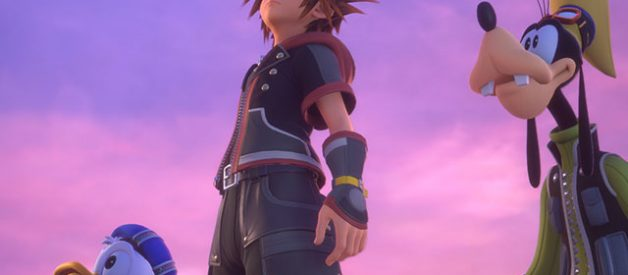 Modo Maestro Kingdom Hearts 3