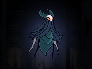 Señor Desleal Hollow Knight