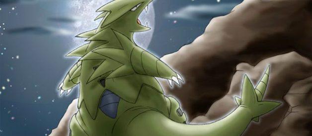 Tyranitar Pokémon