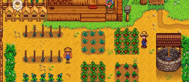 Agricultura Stardew Valley