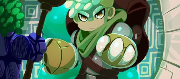 Armaduras Moonlighter