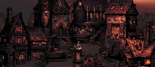 Edificios del Feudo de Darkest Dungeon