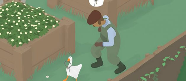 Tareas del Jardinero en Untitled Goose Game