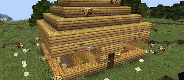 Jardin Colmena en Minecraft