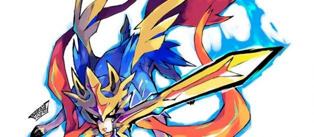Estrategia de Zacian Espada Suprema en Pokémon Competitivo