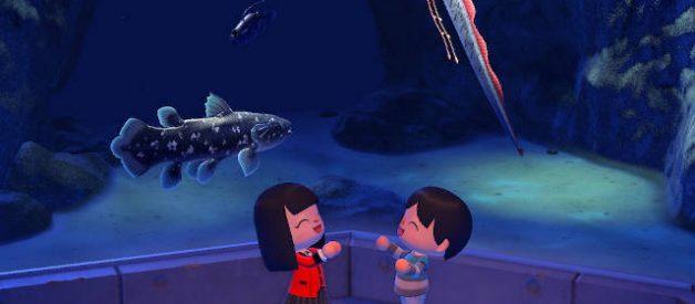 Peces en Animal Crossing New Horizons