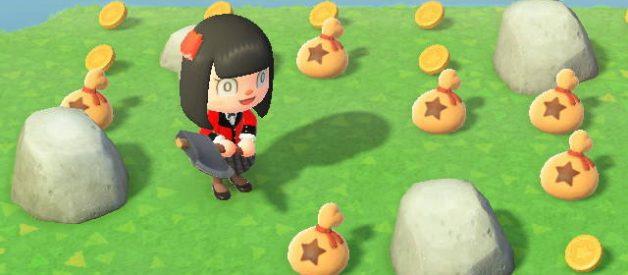 Isla del Dinero en Animal Crossing New Horizons