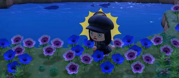Isla de las Flores Híbridas en Animal Crossing New Horizons