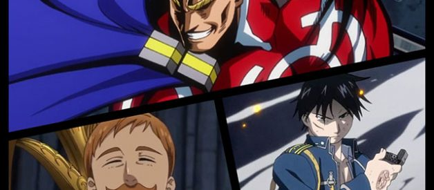 Personajes Poderosos pero Capados en el Anime y Manga