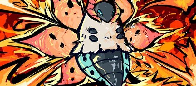 Volcarona en Pokémon