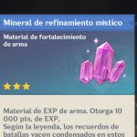 Minerales de Refinamiento